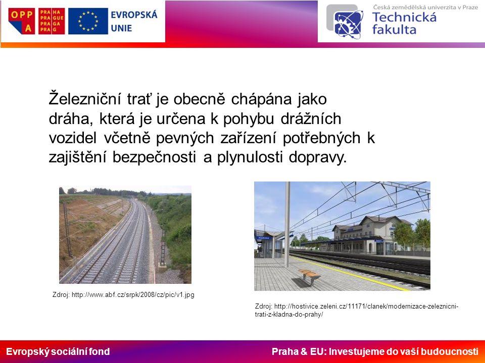 Evropský sociální fond Praha & EU: Investujeme do vaší budoucnosti Dopravci působící na síti SŽDC a rozsah licence Abellio CZ a.s.O+N Advanced World Transport a.s.
