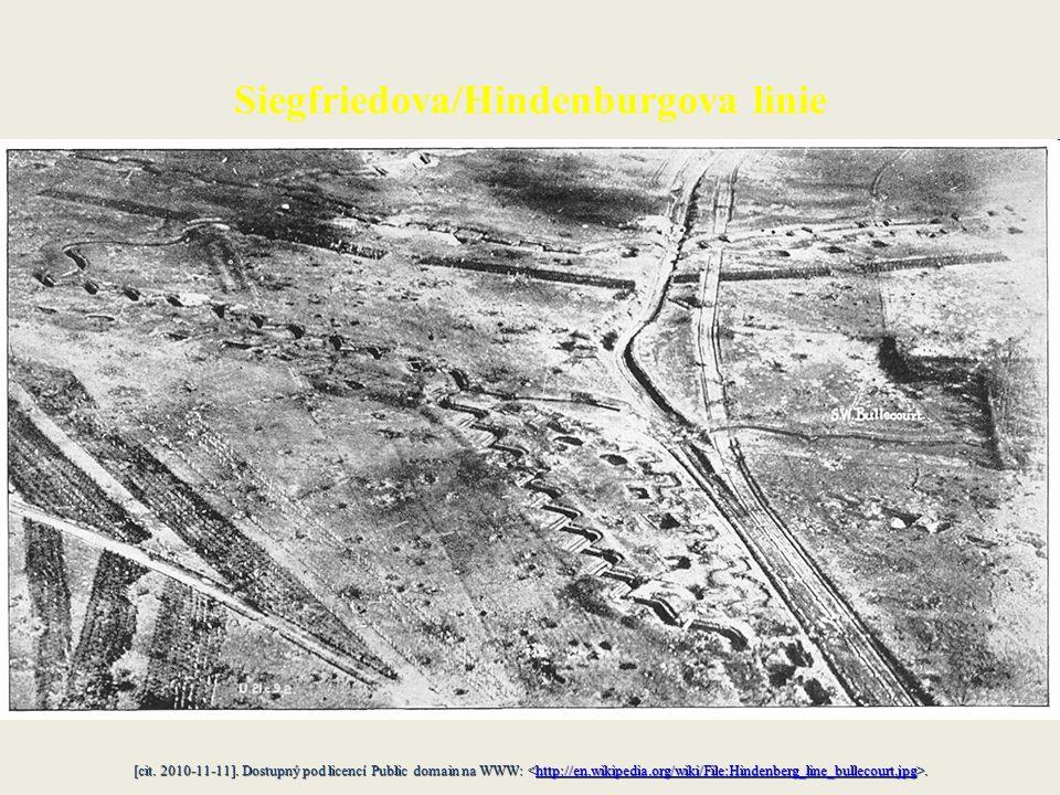 Siegfriedova/Hindenburgova linie [cit. 2010-11-11].
