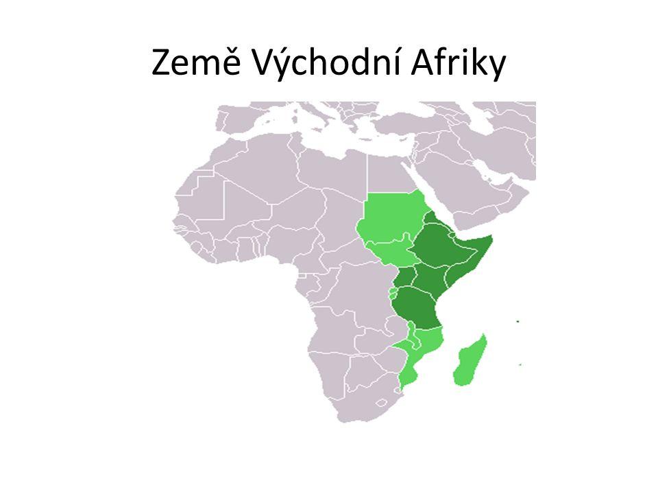 Země Východní Afriky