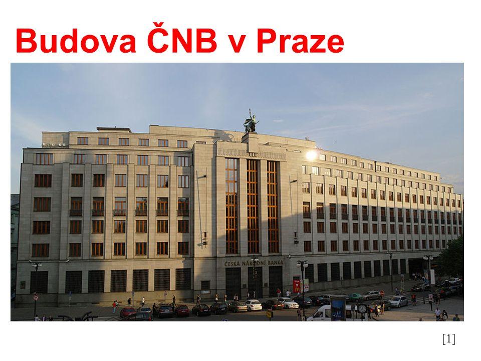 Budova ČNB v Praze [1]