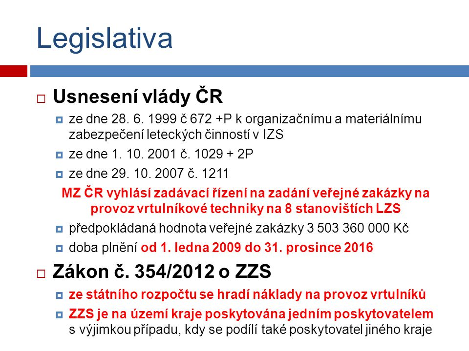 Legislativa  Usnesení vlády ČR  ze dne 28. 6.