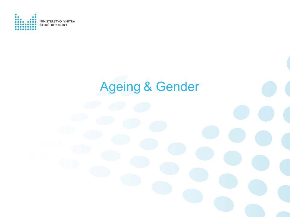 Ageing & Gender