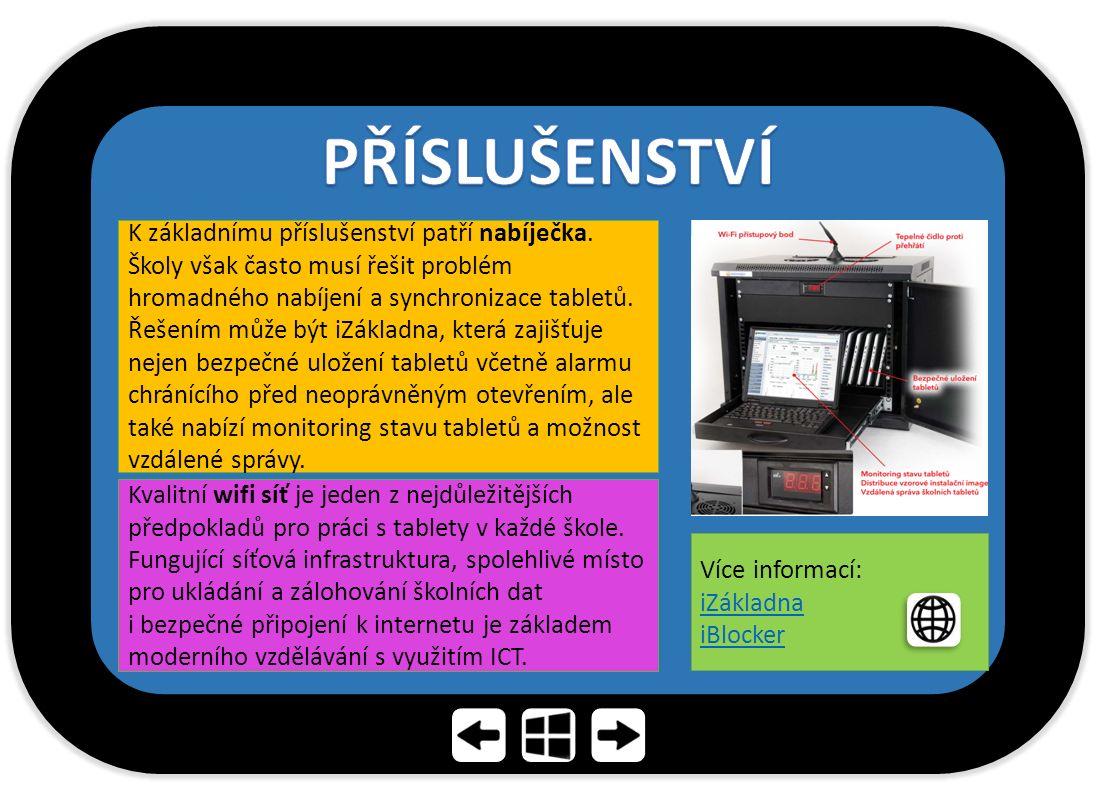 Velmi užitečným pomocníkem pro zvýšení efektivity a atraktivity výuky s tablety je využití bezdrátového přenosu obrazu a zvuku z tabletu na plochu velké obrazovky televizoru či školní tabule bez nutnosti připojení kabelů pomocí technologie Miracast.