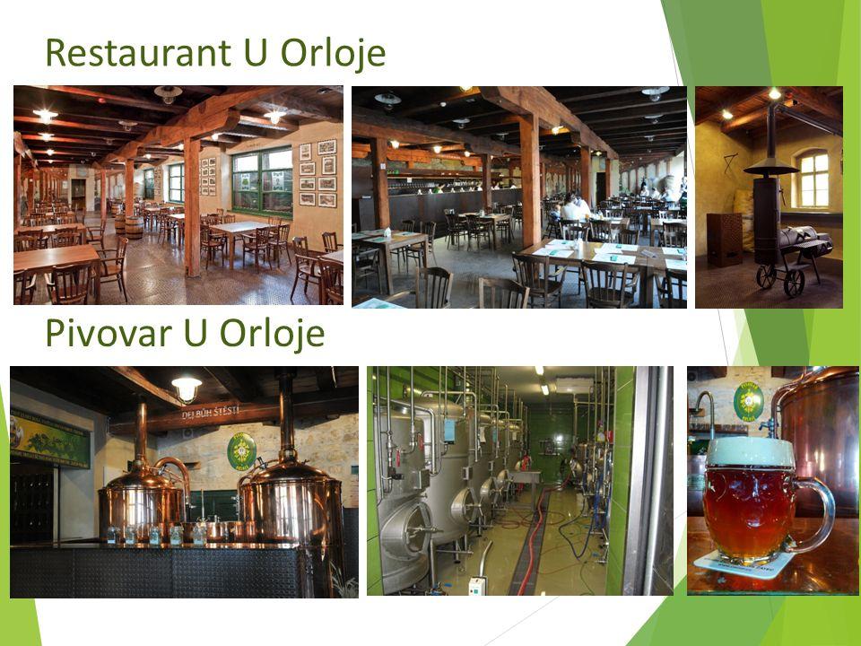 Pivovar U Orloje Restaurant U Orloje