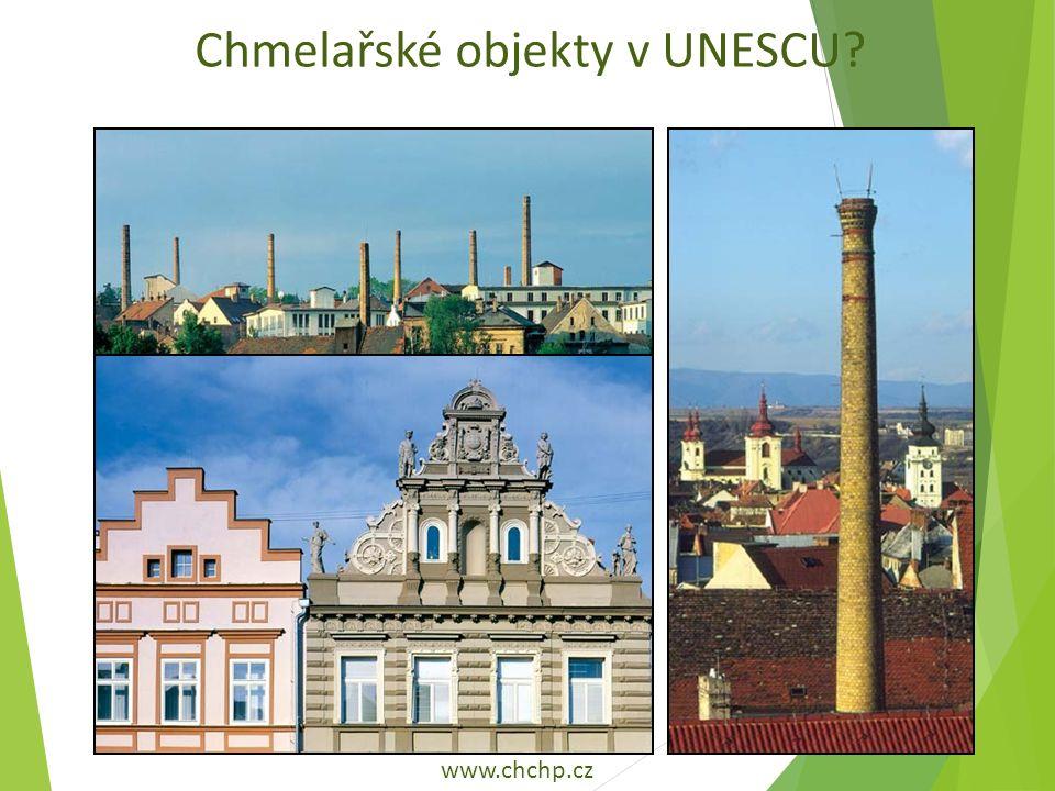 Chmelařské objekty v UNESCU www.chchp.cz