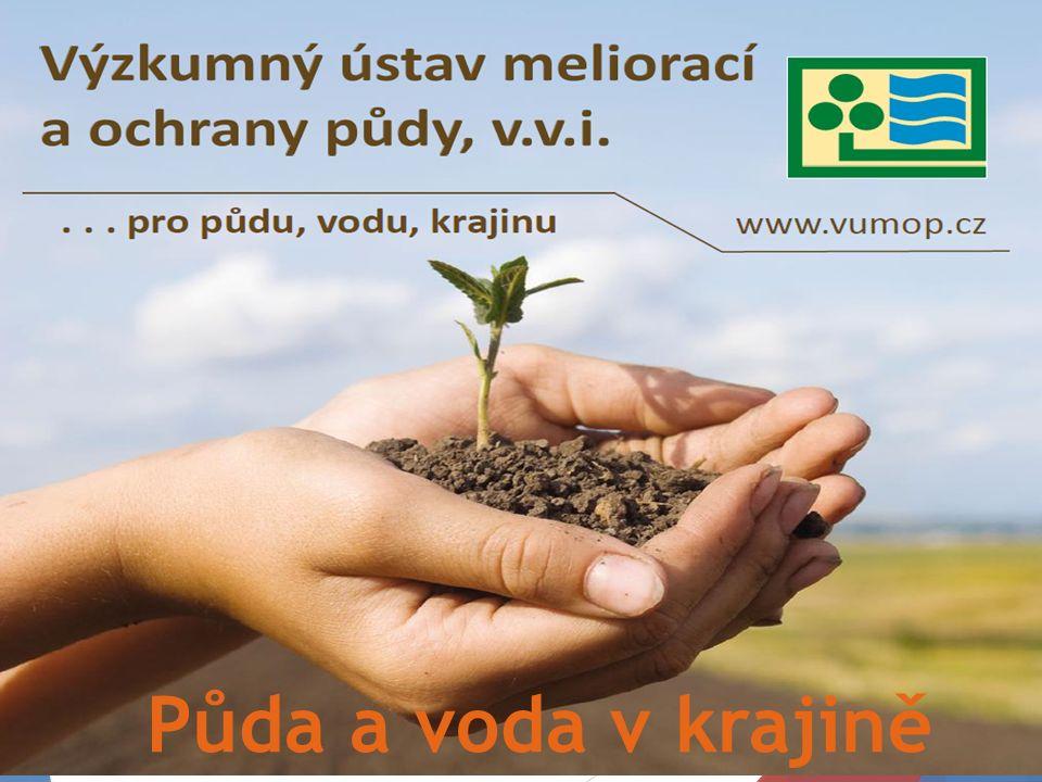 Půda Půda je přírodním útvarem, který vzniká z povrchových zvětralin zemské kůry a ze zbytků organické hmoty.