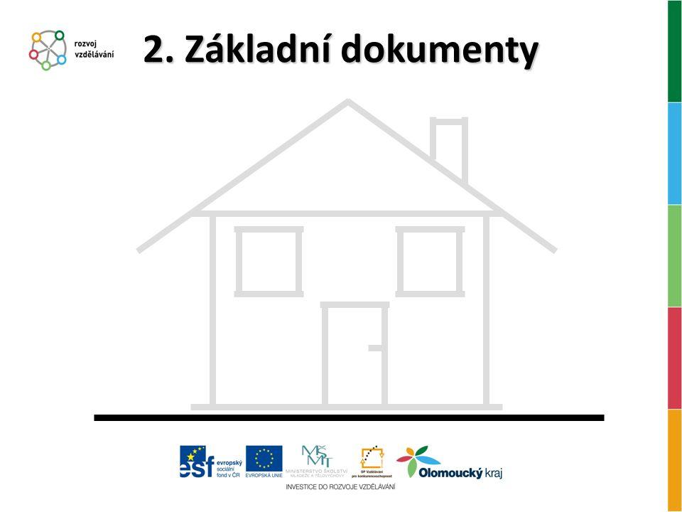 2. Základní dokumenty