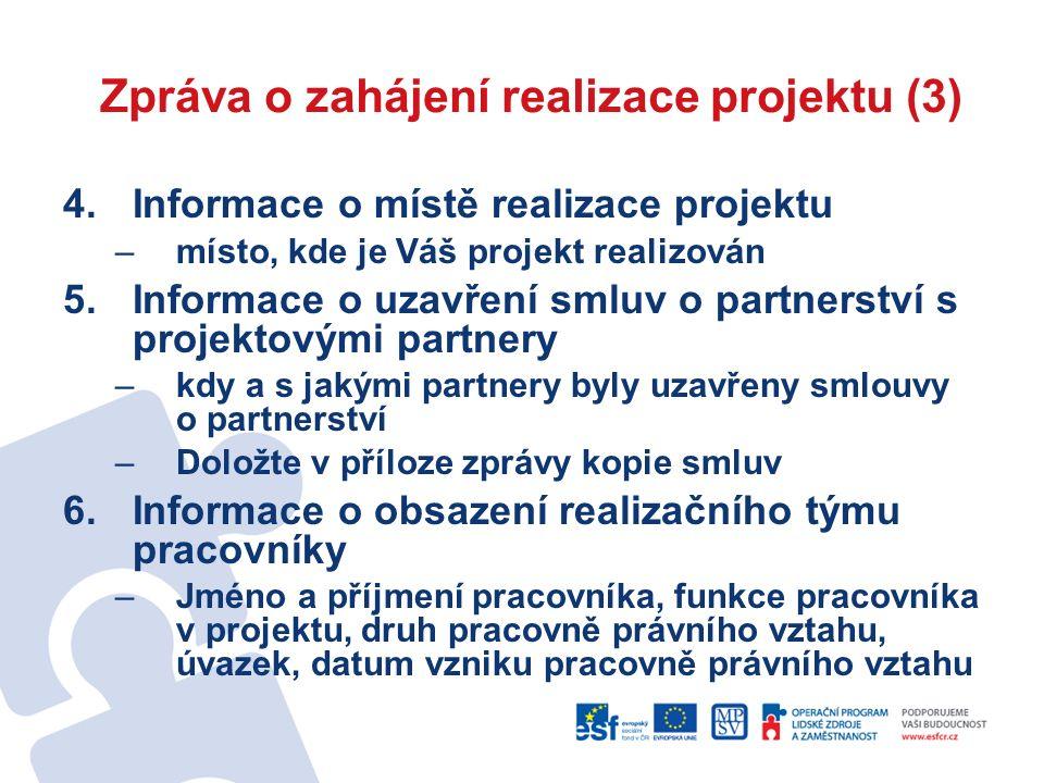 Důležité informace pro příjemce Odstávky aplikace: Plánované i mimořádné odstávky aplikace Benefit7 naleznete na internetových stránkách www.esfcr.cz, odkaz na Výzvy a rovněž na titulní straně aplikace Benefit7 www.eu-zadost.cz.www.esfcr.czwww.eu-zadost.cz Plánované odstávky jsou vždy 1.