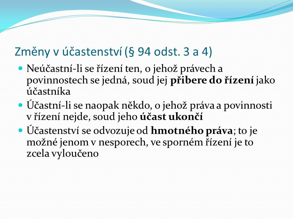 2. Definice (§ 94 odst.