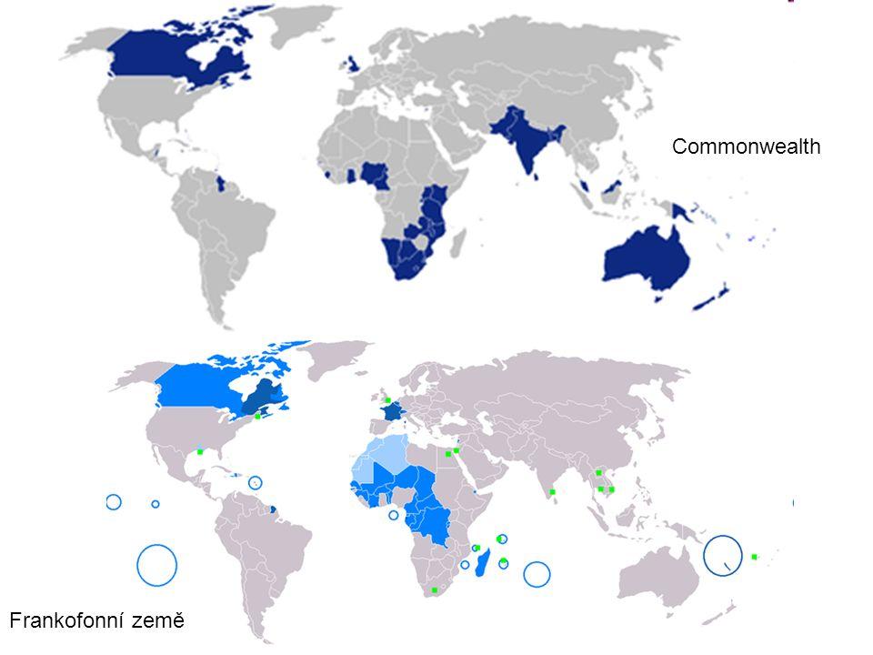 Frankofonní země Commonwealth