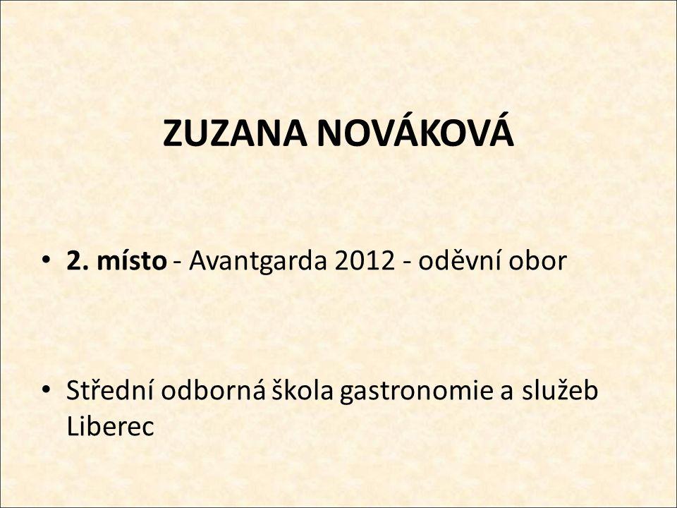 ZUZANA NOVÁKOVÁ 2.