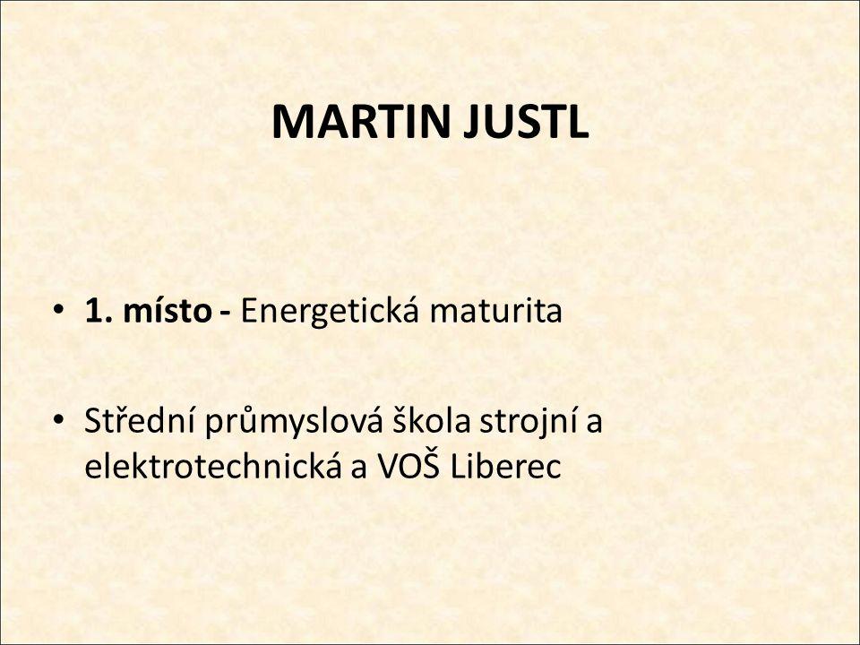 MARTA SCHÄFEROVÁ 1.