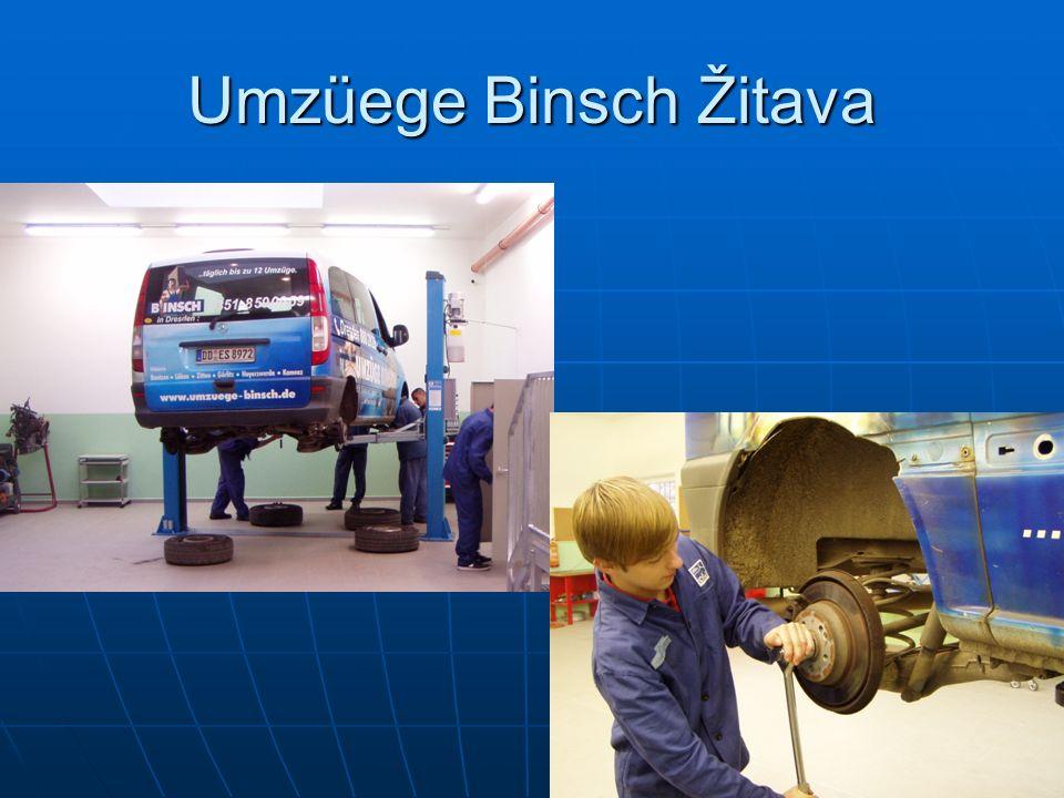 Umzüege Binsch Žitava