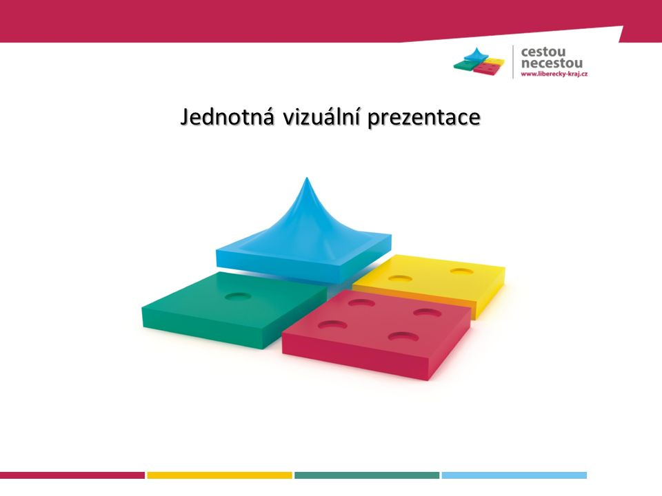 Jednotná vizuální prezentace
