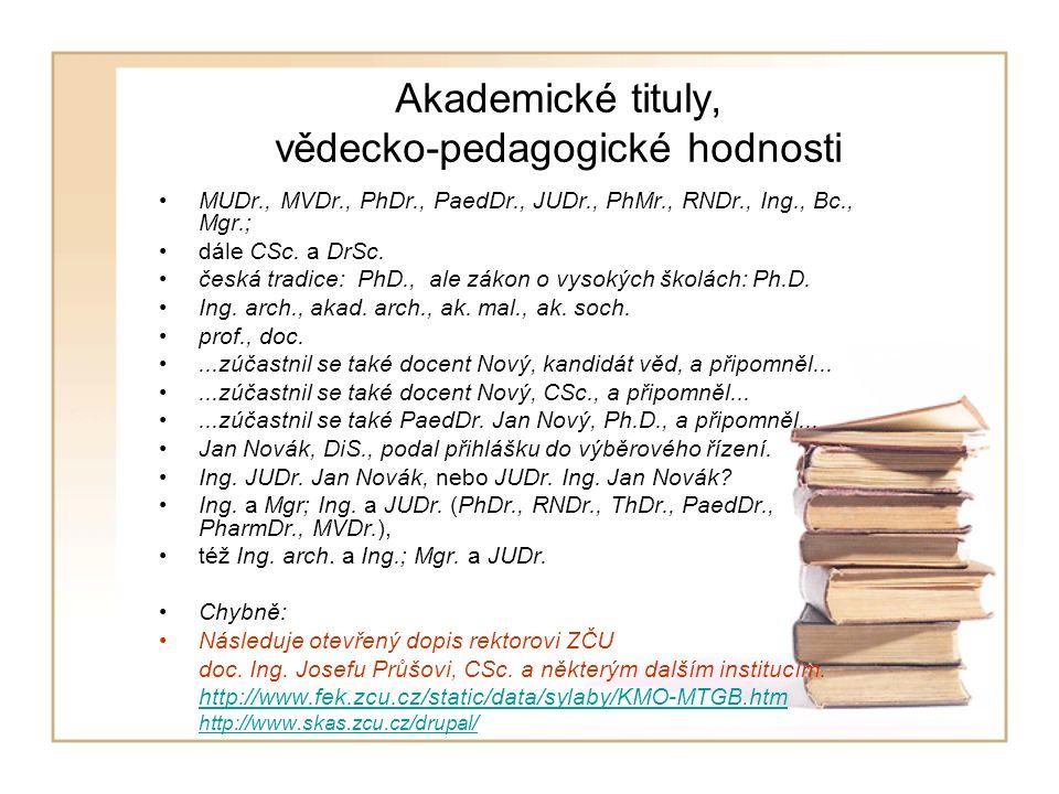 Tematický, viz, výjimka, vytipovat - vytypovat Téma - 2., 3., 6.
