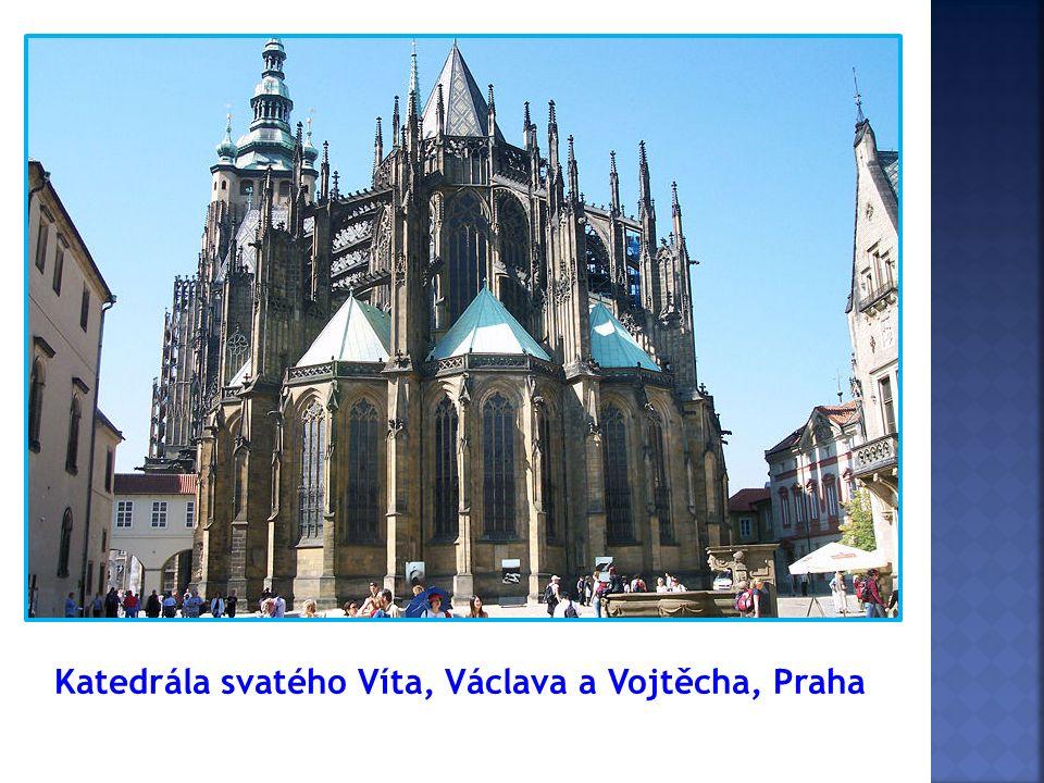 Katedrála svatého Víta, Václava a Vojtěcha, Praha