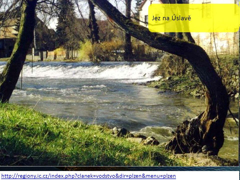 Berounka u Srbska Radbuza v Plzni Most v Pňovanech přes Mži Jez na Úhlavě Jez na Úslavě http://regiony.ic.cz/index.php?clanek=vodstvo&dir=plzen&menu=plzen