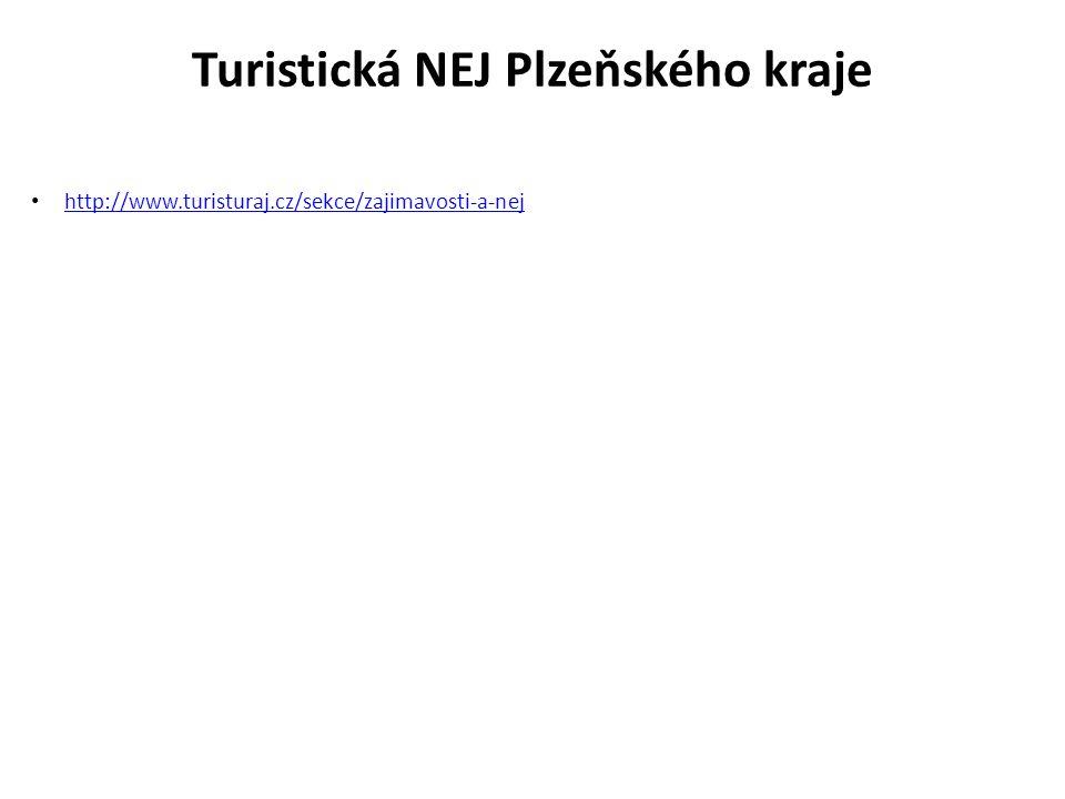 Turistická NEJ Plzeňského kraje http://www.turisturaj.cz/sekce/zajimavosti-a-nej
