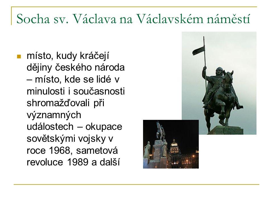 Socha sv.