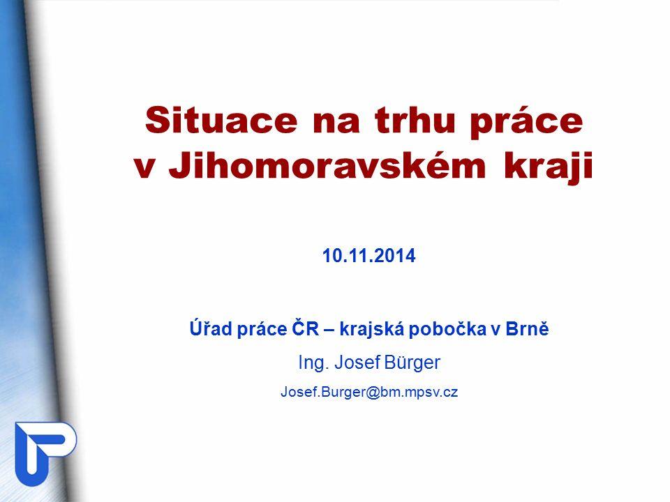II.Absolventi na trhu práce - vyučení v evidenci ÚP (ke 30.9.2014) Ing.