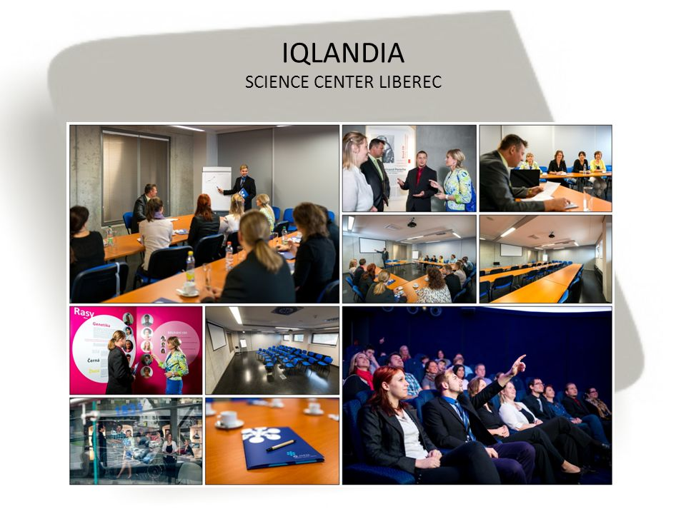 IQLANDIA SCIENCE CENTER LIBEREC