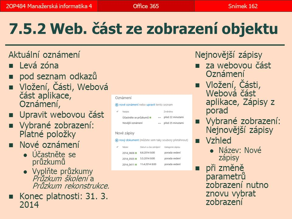 7.5.2 Web.