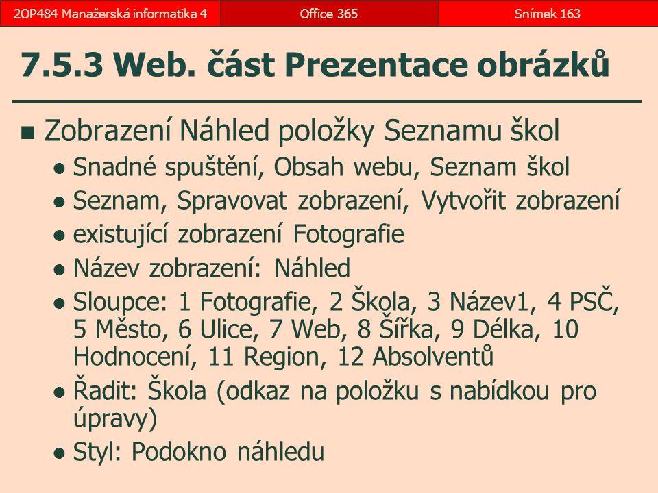 7.5.3 Web.