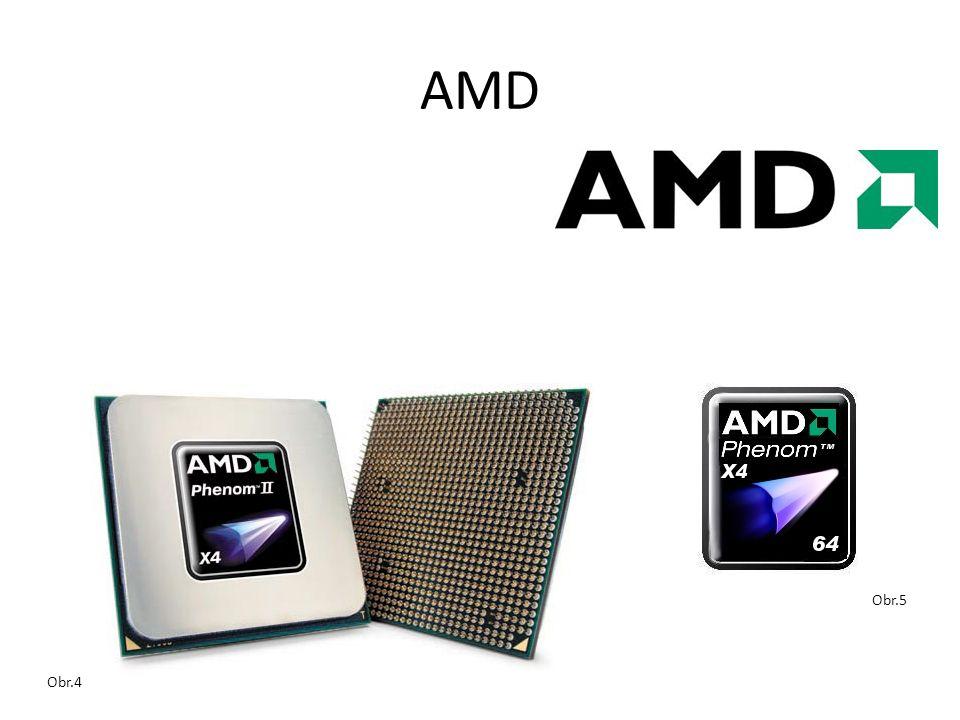 Procesory AMD AMD K5 90 – 150 MHz AMD K6 166 – 550 MHz AMD K7 Athlon 500 – 750 MHz AMD Athlon 750 MHz – 1,4 GHz AMD Dual-Core Athlon A64 X2 AMD Phenom II X4 Quad-Core