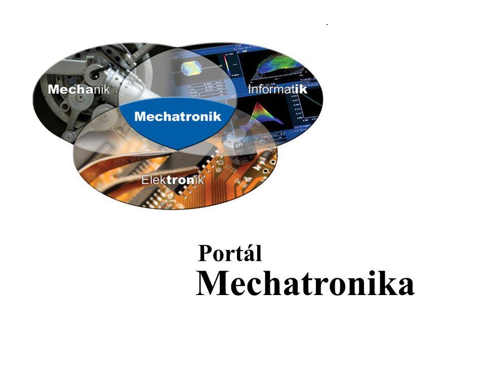 Mechatronika Portál