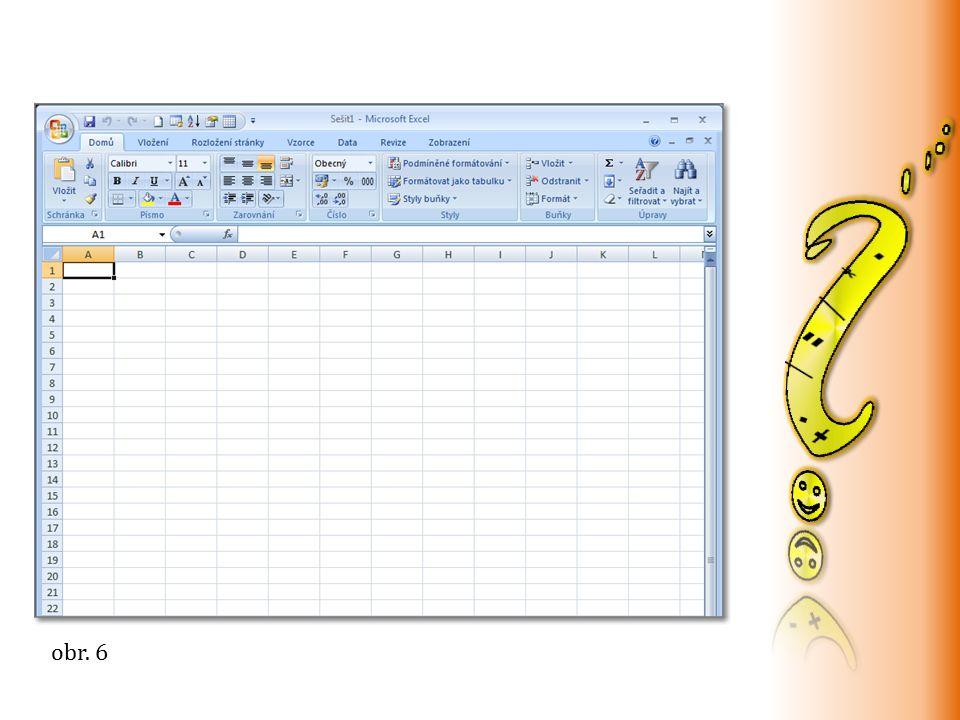 Jak si můžeme vytvořit vlastní šablonu v Excelu.
