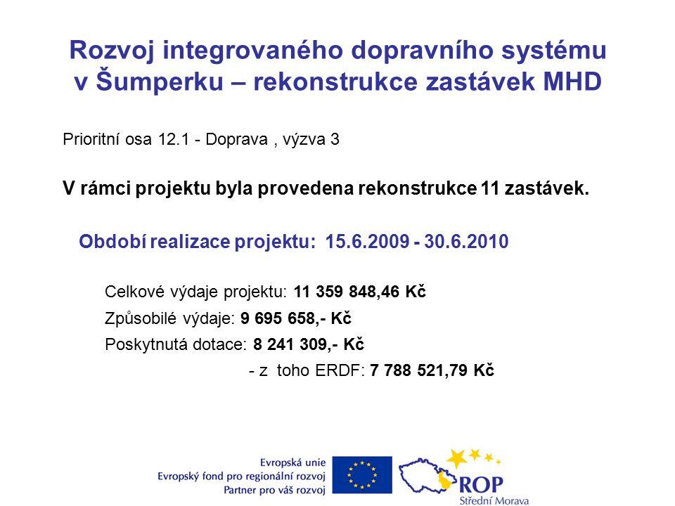 Energetické úspory ZŠ E.Dr.Beneše v Šumperku Předmětem podpory byla realizace úspor energie v objektu Základní školy E.Dr.Beneše v Šumperku.