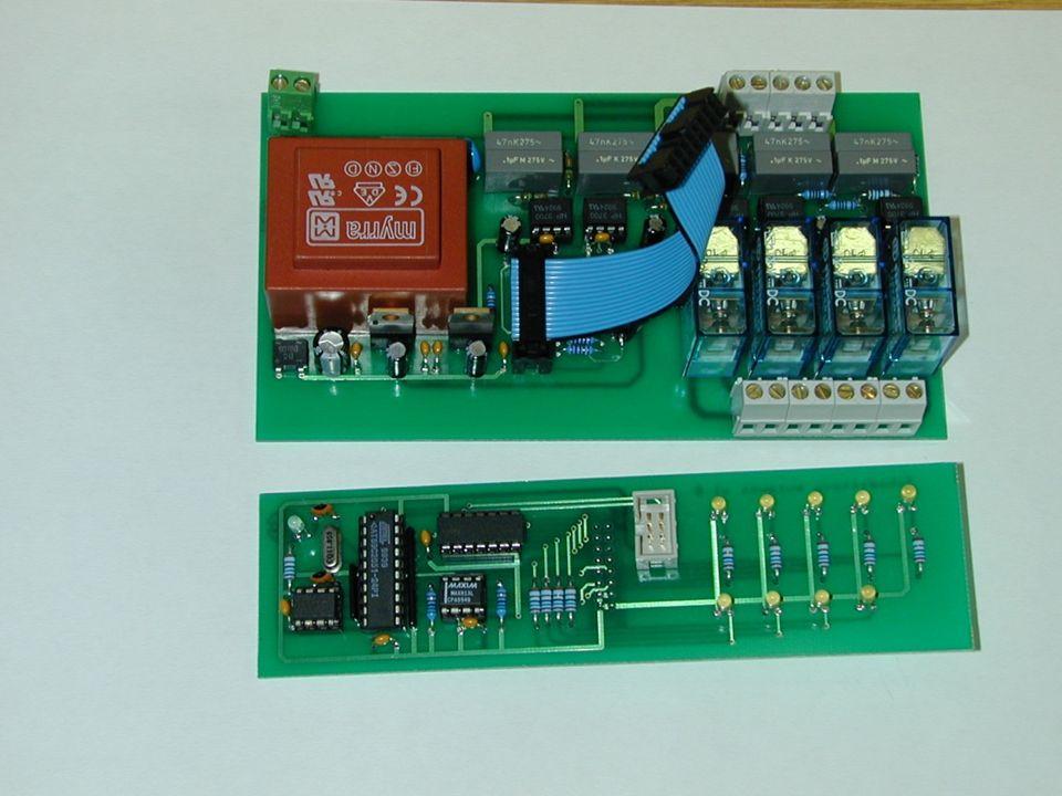 Obsah 1.Seznámení 2.Popis funkce 3.Popis zapojení automatu pro ovládání osvětlení schodiště SA 54 3.1 Deska SA 54-A 3.2 Deska SA 54-B 3.3 Mechanická konstrukce 4.Montáž a zapojení automatu SA 54 4.1 SA 54 – montáž 4.2 SA 54 – zapojení 4.2.1 Připojení přívodu napětí 4.2.2 Připojení schodišťových vypínačů na vstup automatu SA 54 4.2.3 Připojení výstupů 4.3 SA 54 – zapnutí 5.
