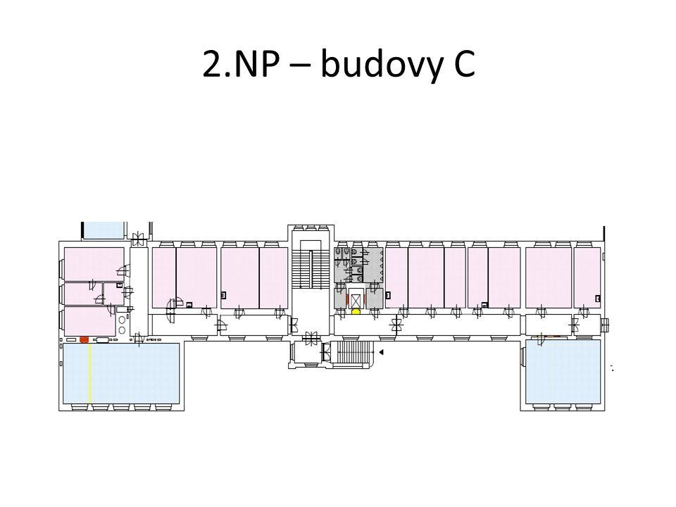 2.NP – budovy C