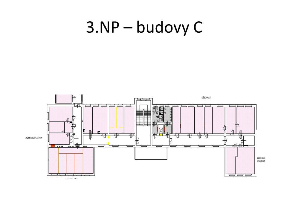 3.NP – budovy C