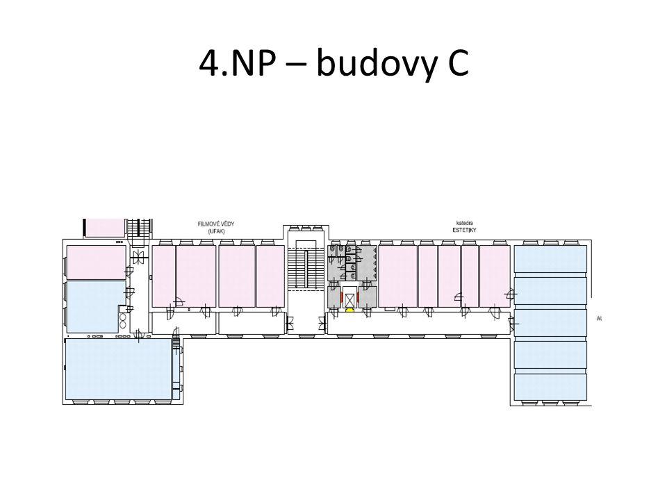 4.NP – budovy C
