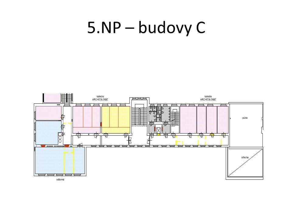 5.NP – budovy C