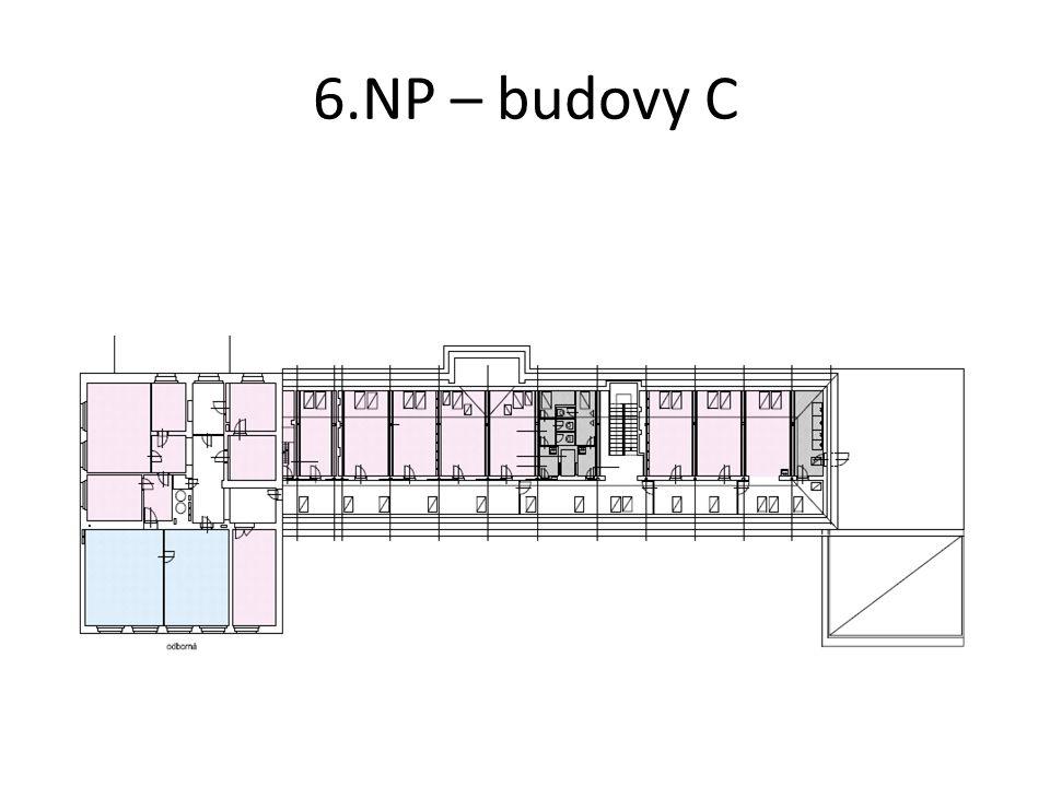6.NP – budovy C