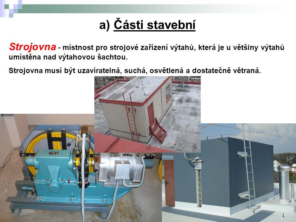 5.Výtahy LŮŽKOVÉ VÝTAHY Navrhovány především do zdravotnických zařízení (doprava lůžka s nemocným a obsluhou), nosnost 500 kg.