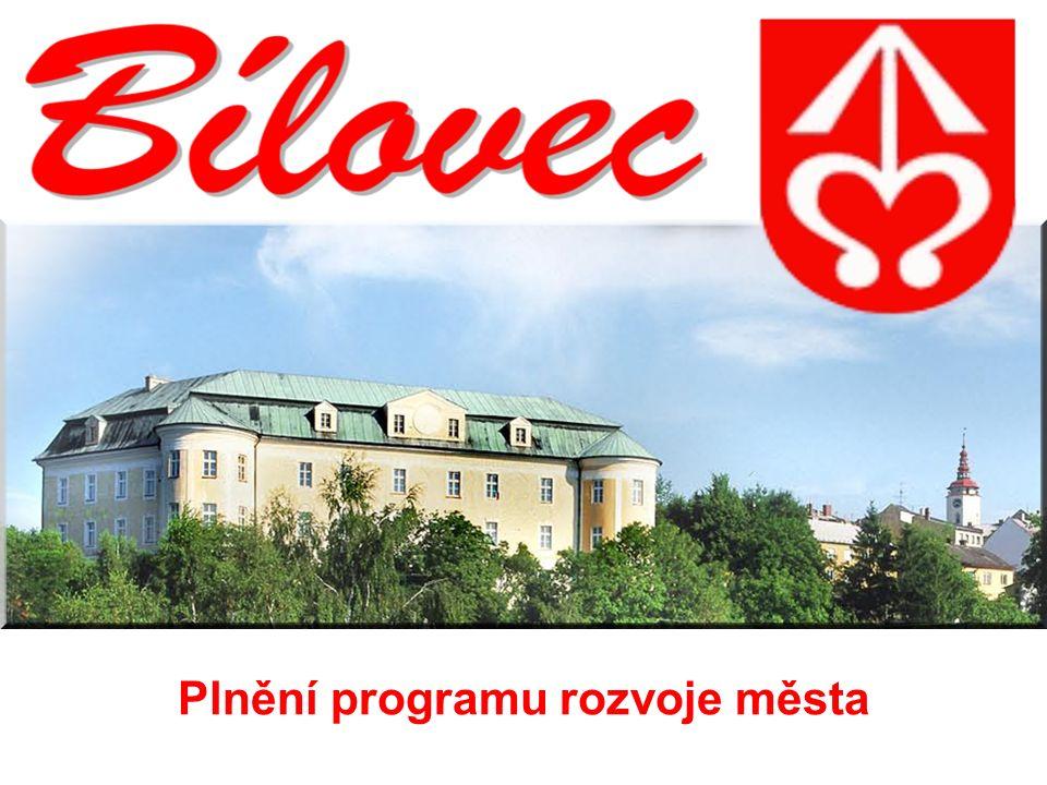 Plnění programu rozvoje města