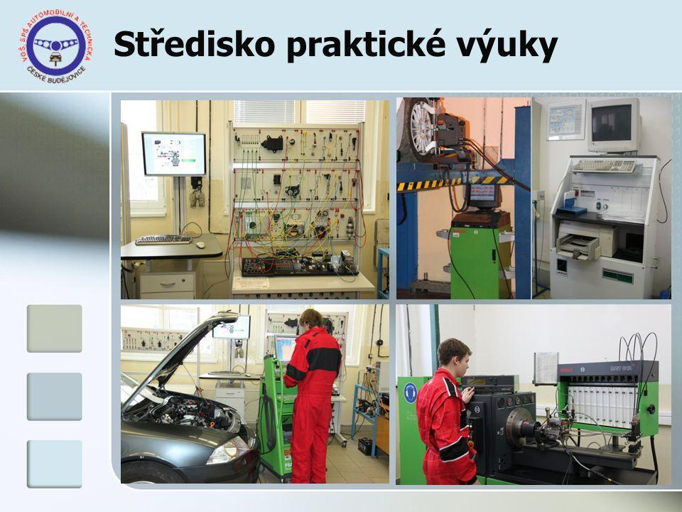 Středisko praktické výuky