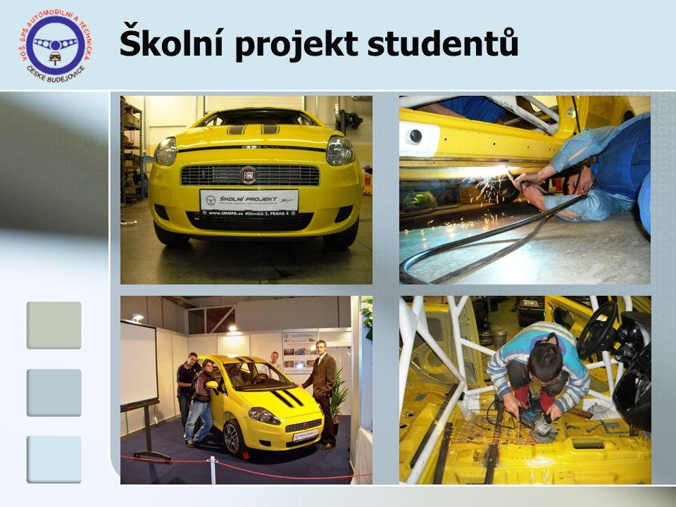 Školní projekt studentů
