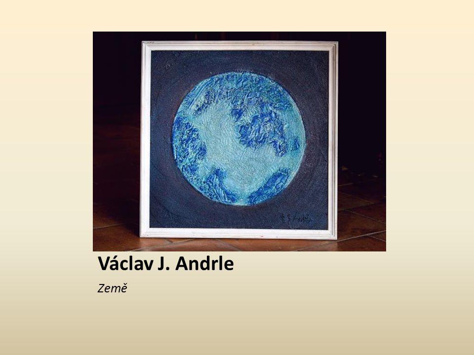 Václav J. Andrle Modrá puma