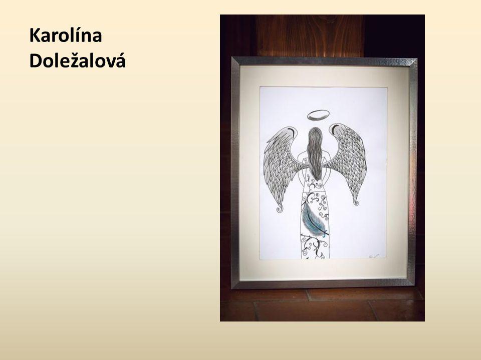 Jana Novotná Modrý anděl