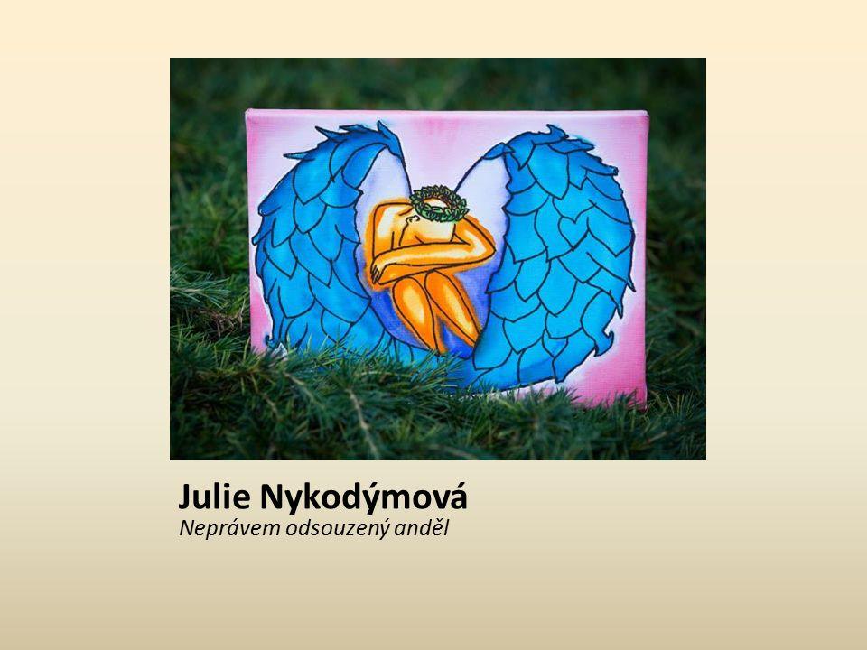 Julie Nykodýmová Neprávem odsouzený anděl