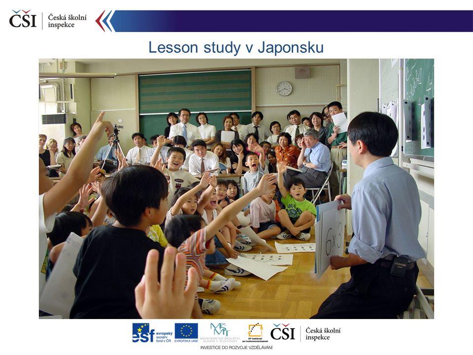 Lesson study v Japonsku