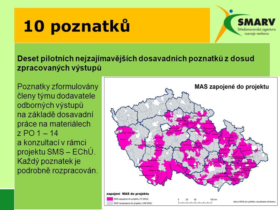 9) Právní analýza A) MAS jako takové nejsou zakotveny v žádném zákoně ČR.