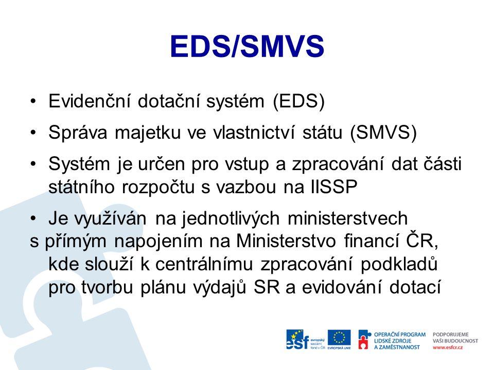 EDS/SMVS