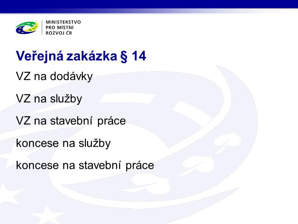 zvláštní druh řízení na sociální a jiné zvláštní služby v příloze č.
