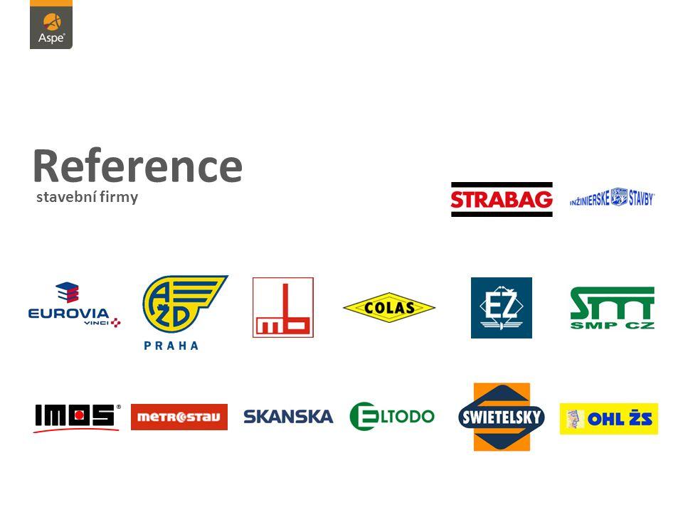 Reference stavební firmy