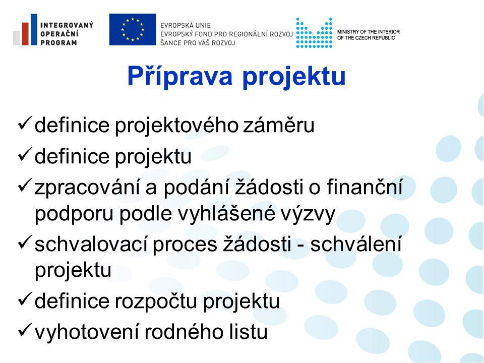 Část správa a evidence projektů (SEP) Je vyhlášena soutěž, probíhá výběr dodavatele Předpoklad realizace září 2012 – únor 2013 Obsah: podpora agendy e